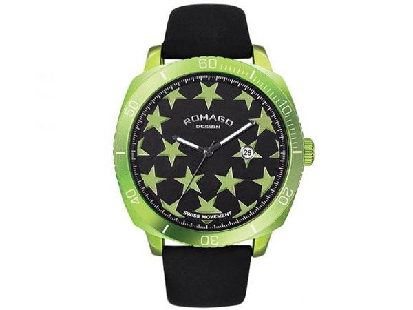 ロマゴ デザイン ROMAGO DESIGN 腕時計 メンズ レディース ユニセックス RM049-0427ST-GR-1