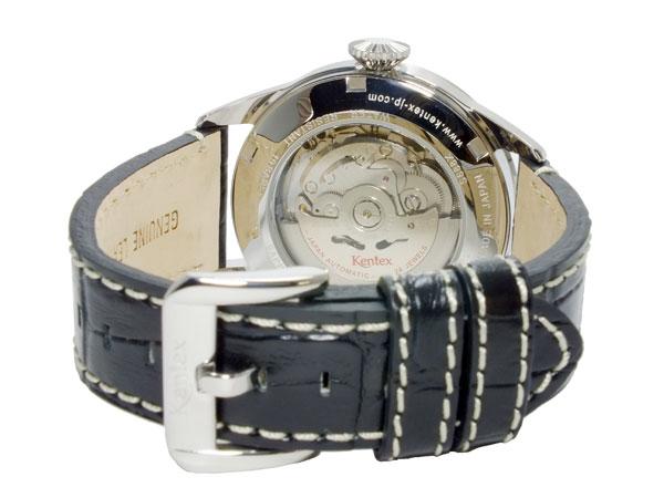 ケンテックス KENTEX スカイマンパイロット SKYMAN PILOT 自動巻 メンズ 腕時計 S688X-10-3