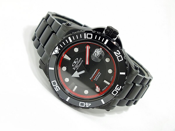 ケンテックス KENTEX マリンマン シーホース200 腕時計 S706M-03 限定モデル -2