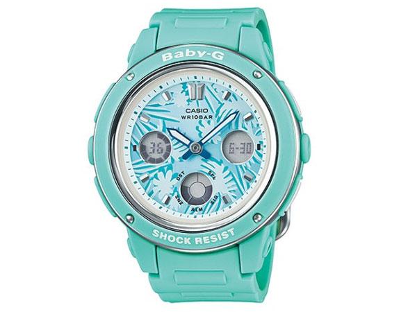 カシオ CASIO ベビーG BABY-G 腕時計 花柄 BGA-150F-3A-1