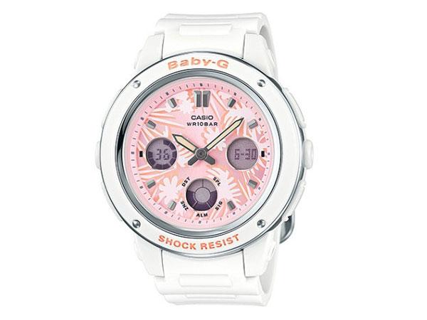 カシオ CASIO ベビーG BABY-G 腕時計 花柄 BGA-150F-7A-1