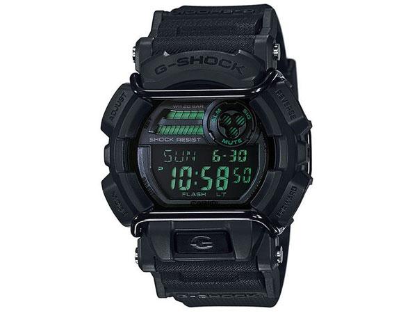 カシオ CASIO Gショック G-SHOCK 逆輸入 アナデジ 腕時計 GD-400MB-1 メンズ プロテクター-1