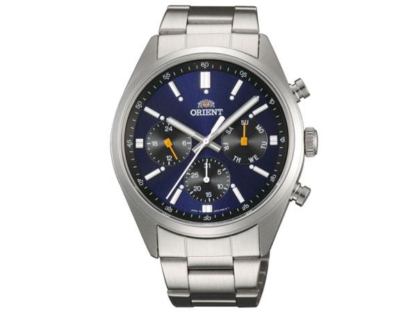 オリエント ORIENT ネオセブンティーズ パンダ メンズ 腕時計 クロノグラフ WV0021UZ-1