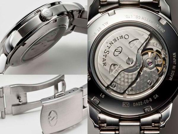 オリエント ORIENT Orient Star オリエントスター メンズ 腕時計 自動巻き WZ0081DA-2