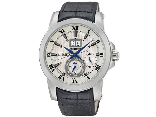 セイコー SEIKO プレミア キネティック KINETIC パーペチュアル 腕時計 SNP115P1 メンズ-1