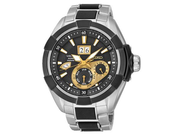セイコー SEIKO ベラチュラ キネティック KINETIC パーペチュアル 腕時計 SNP119P1 メンズ-1