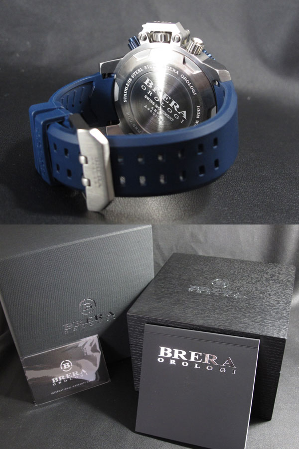 BRERA OROLOGI ブレラ オロロジ 腕時計 メンズ BRML2C4801-3