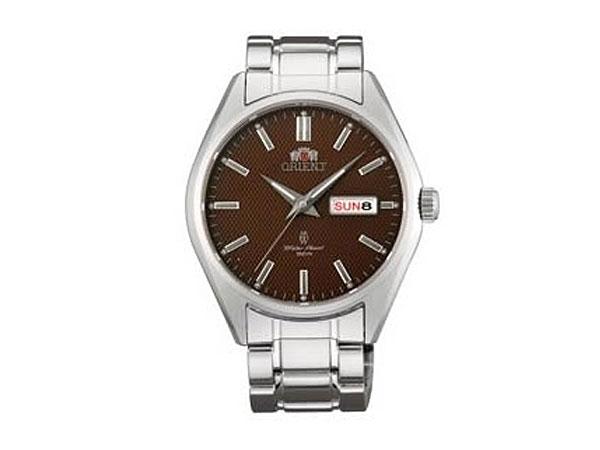 オリエント ORIENT 逆輸入 メンズ 腕時計 自動巻き 日本製 SEM6W001T2 ブラウン-1