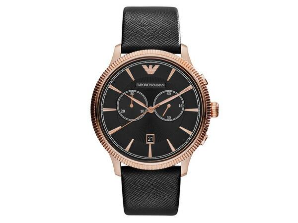 エンポリオ アルマーニ EMPORIO ARMANI 腕時計 メンズ AR1792 クロノグラフ-1
