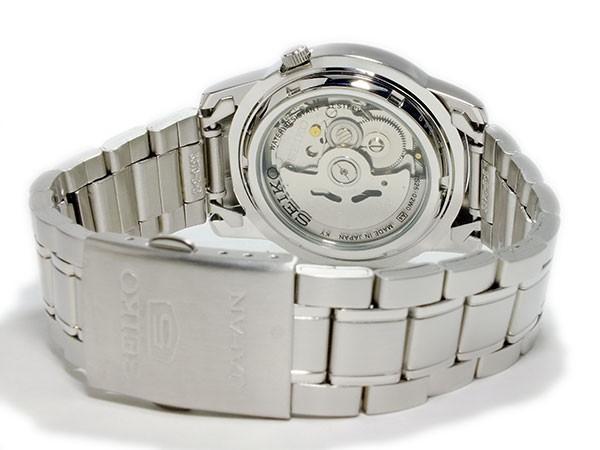 セイコー SEIKO セイコー5 SEIKO 5 自動巻き メンズ 腕時計 SNKK31J1-3