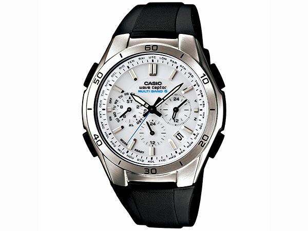 カシオ CASIO 電波ソーラー メンズ 腕時計 WVQ-M410-7AJF-1