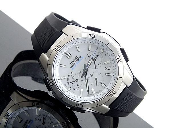 カシオ CASIO 電波ソーラー メンズ 腕時計 WVQ-M410-7AJF-2