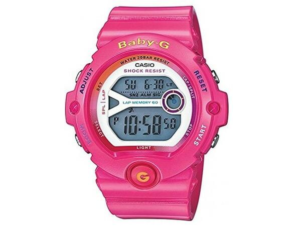 カシオ CASIO ベビーG BABY-G 逆輸入 デジタル レディース 腕時計 BG-6903-4B ピンク-1