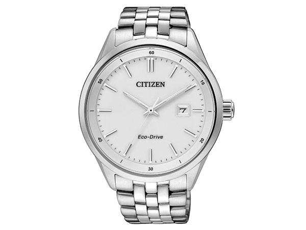 シチズン CITIZEN 逆輸入 日本製 エコドライブ メンズ 腕時計 BM7250-56A-1