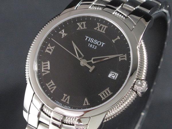 ティソ TISSOT 腕時計 メンズ クオーツ T031.410.11.053.00-1