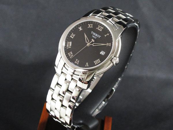 ティソ TISSOT 腕時計 メンズ クオーツ T031.410.11.053.00-2