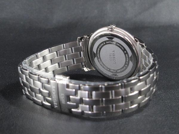 ティソ TISSOT 腕時計 メンズ クオーツ T031.410.11.053.00-3