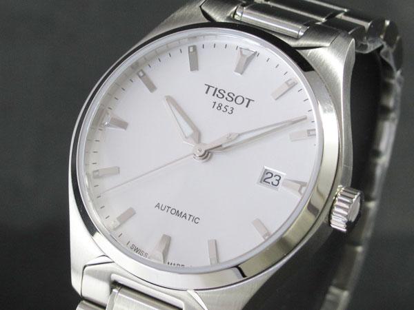 ティソ TISSOT 腕時計 メンズ 自動巻き T060.407.11.031.00-1