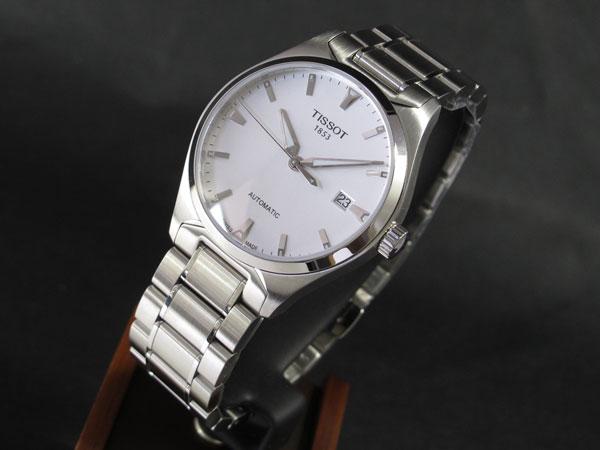 ティソ TISSOT 腕時計 メンズ 自動巻き T060.407.11.031.00-2