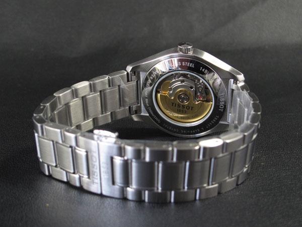 ティソ TISSOT 腕時計 メンズ 自動巻き T060.407.11.031.00-3