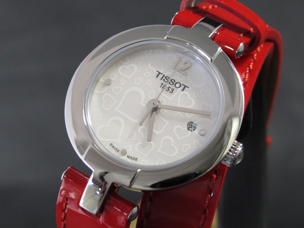 ティソ TISSOT 腕時計 レディース クオーツ T084.210.16.117.00-1