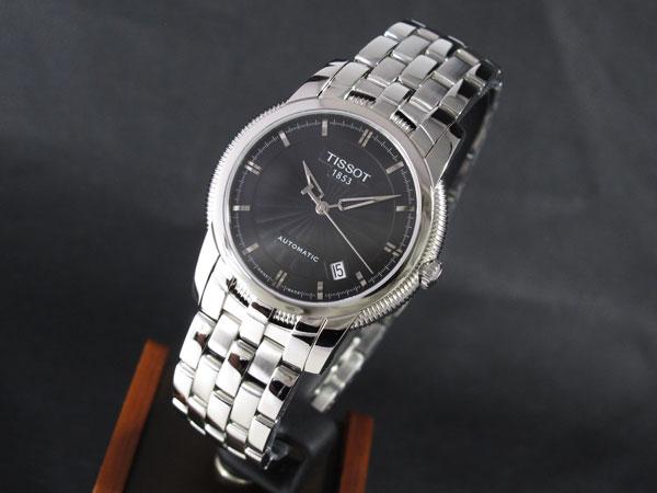 ティソ TISSOT 腕時計 メンズ 自動巻き T97.1.483.51-2