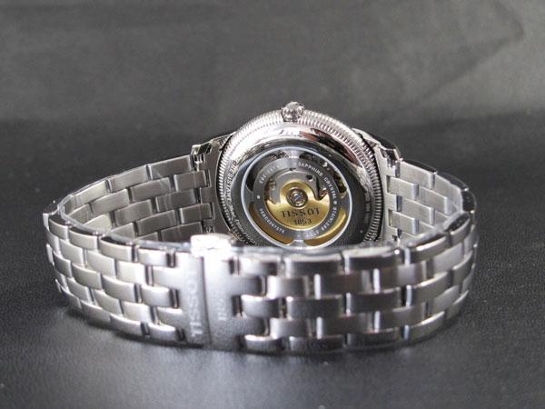 ティソ TISSOT 腕時計 メンズ 自動巻き T97.1.483.51-3