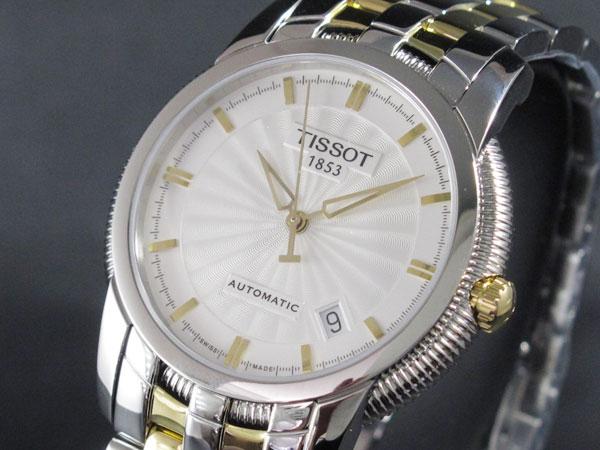 ティソ TISSOT 腕時計 メンズ 自動巻き T97.2.483.31-1