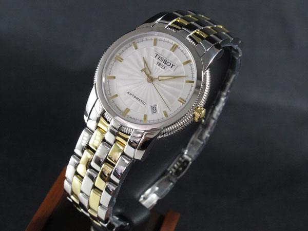 ティソ TISSOT 腕時計 メンズ 自動巻き T97.2.483.31-2