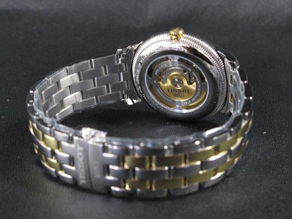 ティソ TISSOT 腕時計 メンズ 自動巻き T97.2.483.31-3