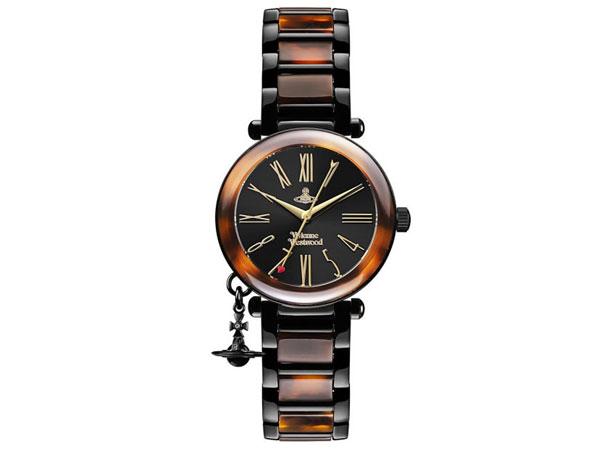 ヴィヴィアン ウエストウッド VIVIENNE WESTWOOD 腕時計 VV006BKBR-1