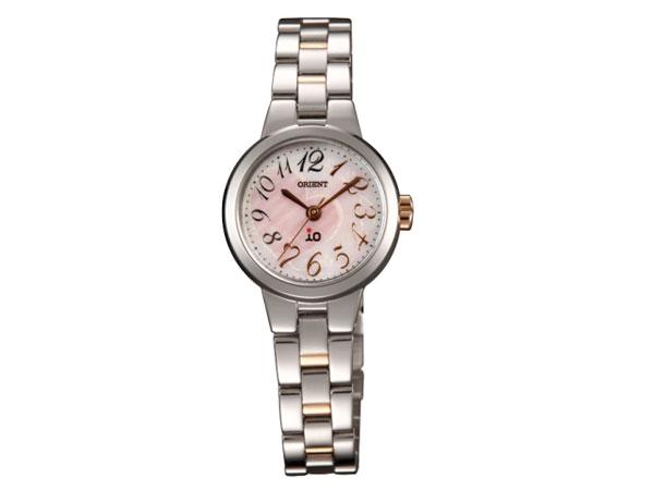 オリエント ORIENT iO イオ レディース 腕時計 ソーラー WI0251WD-1