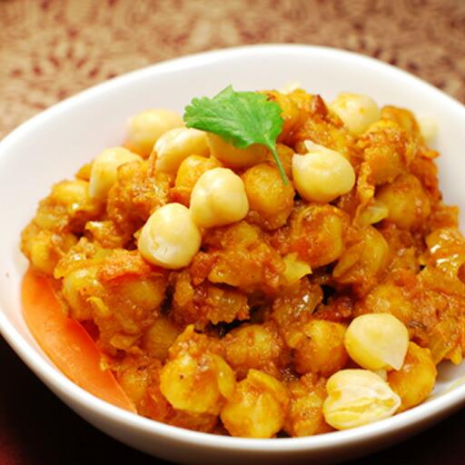 チャナカレー 単品(250g) インドのチャナ豆を使った本場インドカレーの一品です!【インドカレー】【ダールカレー】【通販】【チャナ豆】【ひよこ豆】【カレー】【スパイス】【インド料理】【神戸アールティー】 【RCP】