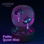 Padmate PaMu Quiet Mini アクティブノイズキャンセリング(ANC)完全ワイヤレスイヤホン