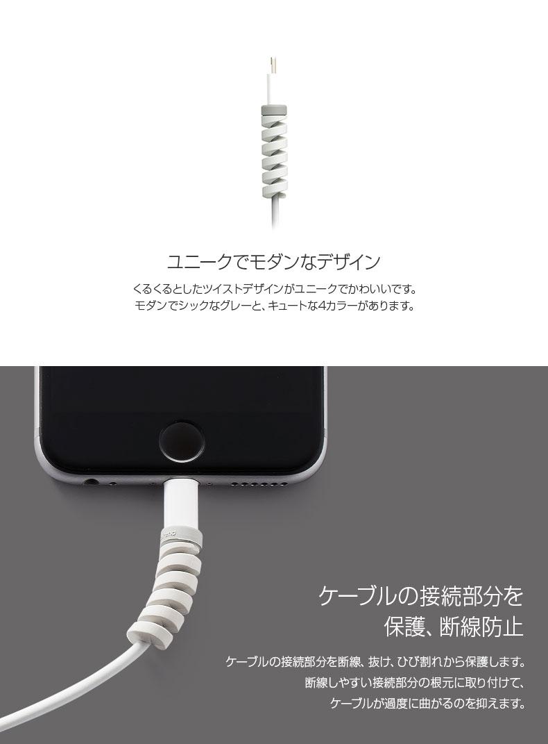商品詳細-ケーブル保護カバー