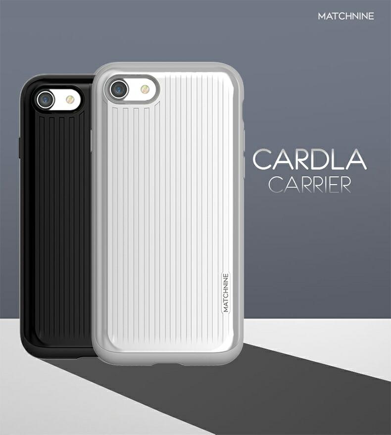 e75f417881 ... Matchnine CARDLA CARRIER (マッチナイン カードラキャリア)アイフォン カバー. iPhone8/7 ケース