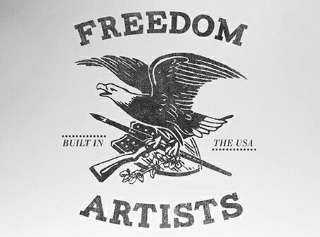 Shirt Freedom Abbot♢ Artistsartist Cheers T FreedomPrint 3jARqL54