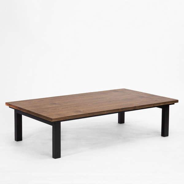 SAI Waulnut 180 cm幅 受注生産品 コタツ サイ 炬燵 暖卓 洋風 暖房器具 センターテーブル リビング ローテーブル