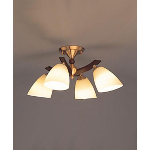 C2023LE 天井照明 シャンデリア シーリングライト 4灯 semp センプ