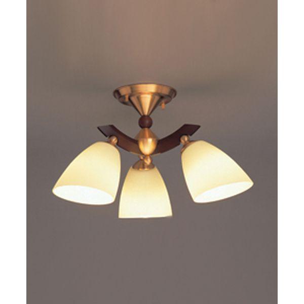 C2024LE 天井照明 シャンデリア シーリングライト 3灯 semp センプ