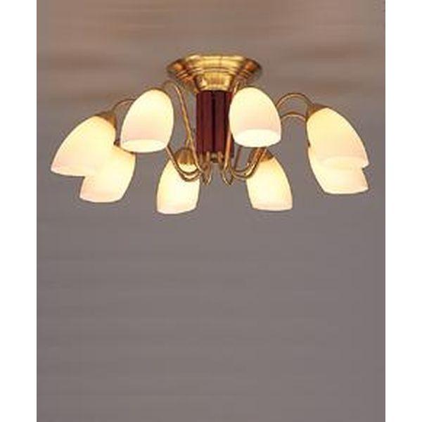 C2027LE 天井照明 シャンデリア ペンダントライト シーリングライト 8灯 gemmy-LED ジェミィー