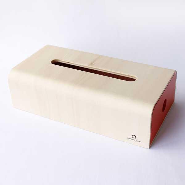 YK15-107 ソフトパック用ティッシュケース ティッシュボックス ティッシュBOX ティッシュカバー 北欧 雑貨 プライウッド