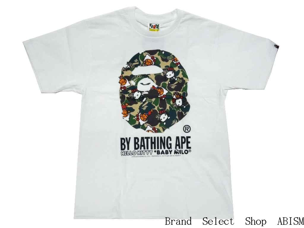 Brand select shop abism rakuten global market a bathing for Bape t shirt sizing