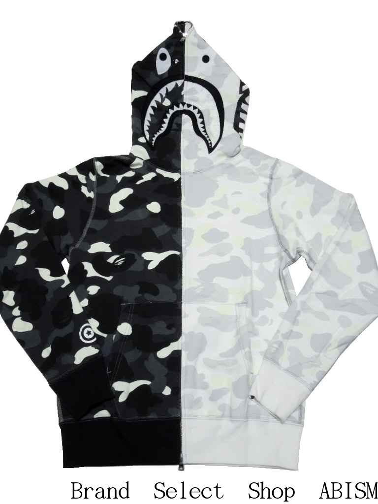 A Bathing Ape Black brand select sh...