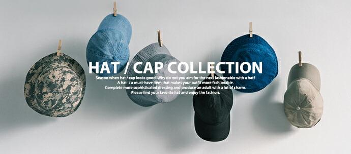 HAT/CAP COLLECTION