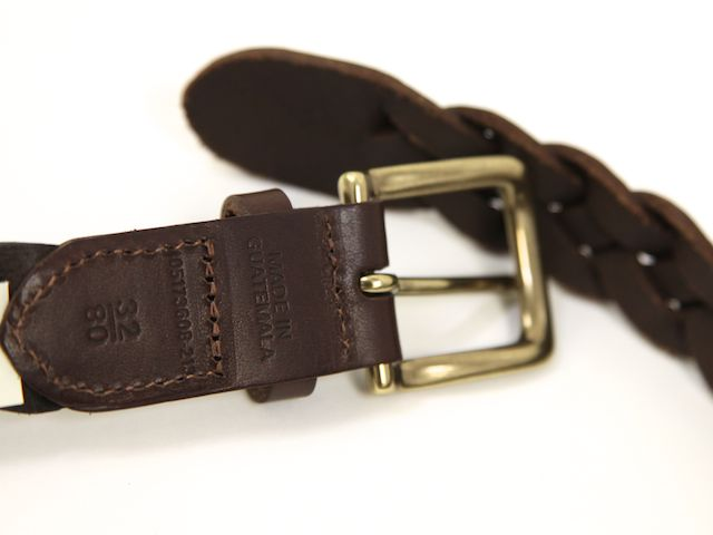 Ralph Lauren Ring Belt