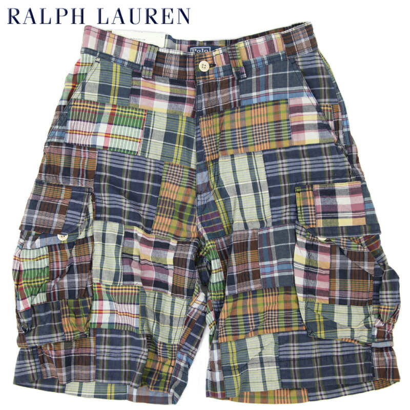 "Ralph Lauren Men's ""Gellar Fatigue"" Shorts"