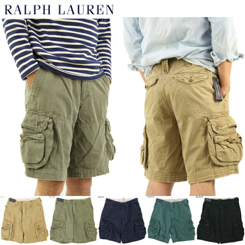 31745f3148 Ralph Lauren Men's Easy Cargo Shorts US Polo Ralph Lauren cargo sorts  shorts shorts