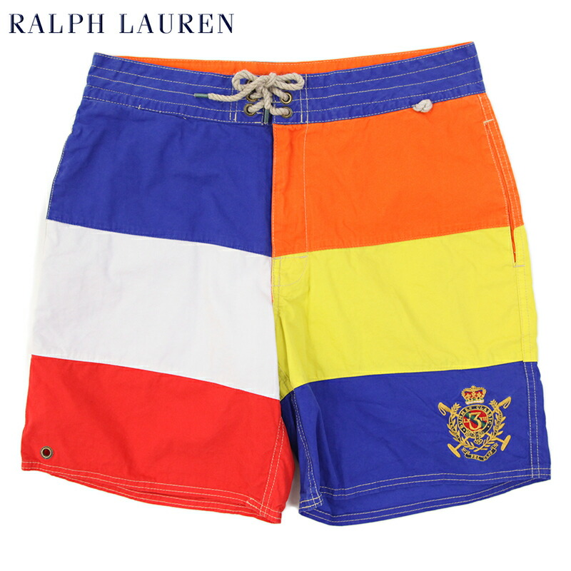 Ralph Lauren Men's 'Multi Pony' Shorts