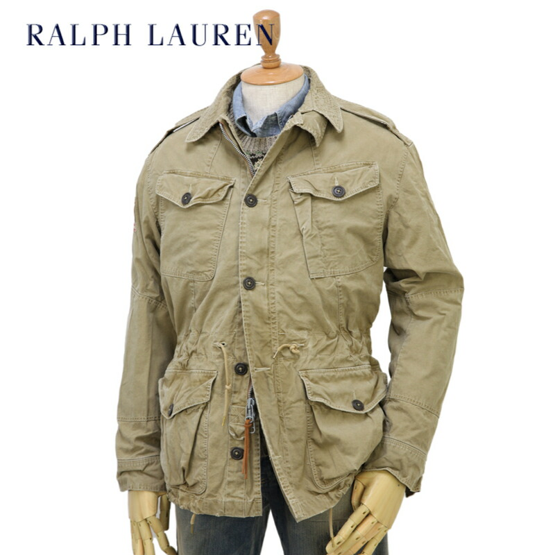 Abjnuts Ralph Lauren Men S Military Paratrooper Jacket Us